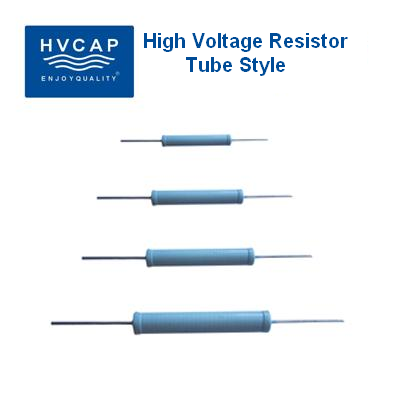 BSP / BOP Serie Dik Film Tube Resistors, High Voltage
