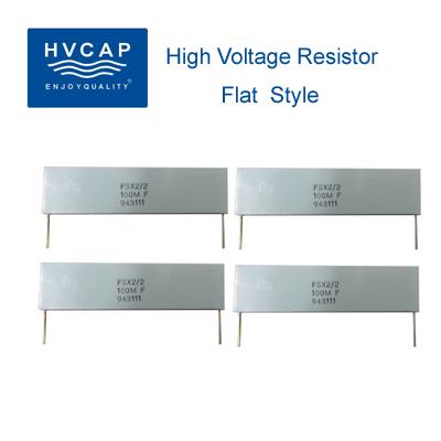 Резистор высокого напряжения | Альтернатива производителей высоковольтных резисторов Ohmite EBG Vishay Nircom