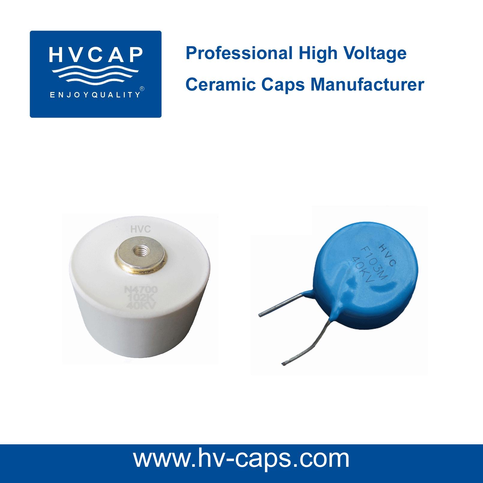 Profesionalni visokonaponski keramički kondenzator