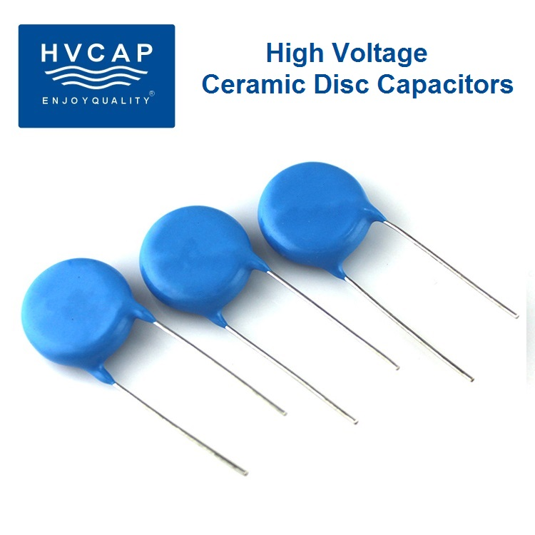 High Voltage Ceramic Disc Capacitors 15KV 10000pf Y5U
