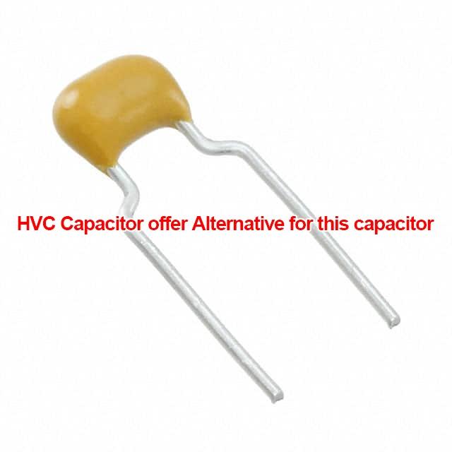 Альтернативная замена для KEMET C323C439B3G5TA CAP CER 4.3PF 25V C0G / NP0 RADIAL