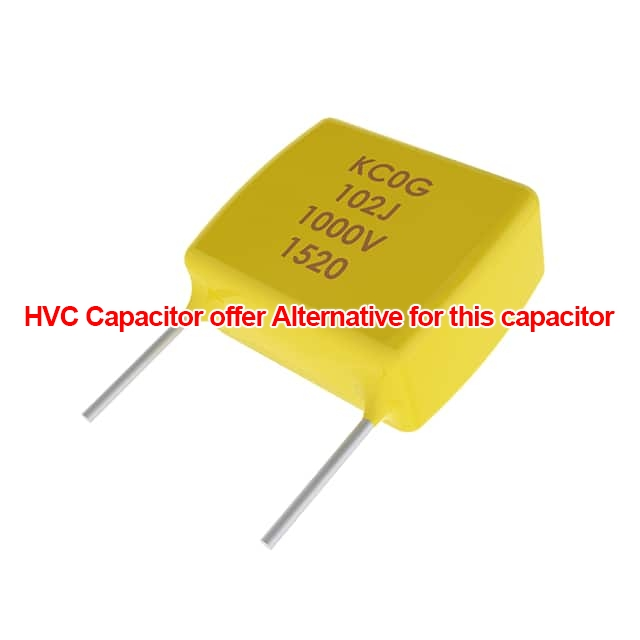 Альтернативная замена для KEMET C333C334K5R5TA CAP CER 0.33UF 50V X7R RADIAL