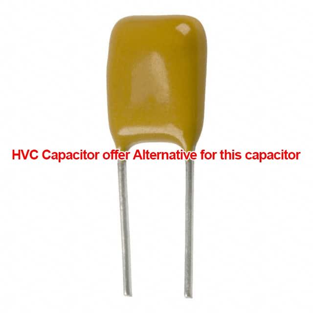Альтернативная замена для KEMET C330C392J1G5TA CAP CER 3900PF 100V C0G / NP0 RAD