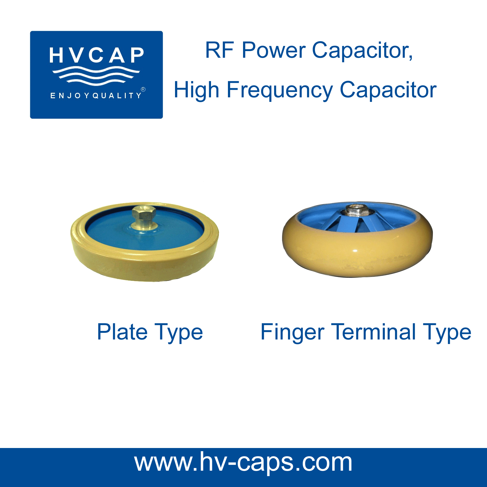 High Frequency RF Power Capacitor,Vishay Draloric RF capacitor replacement